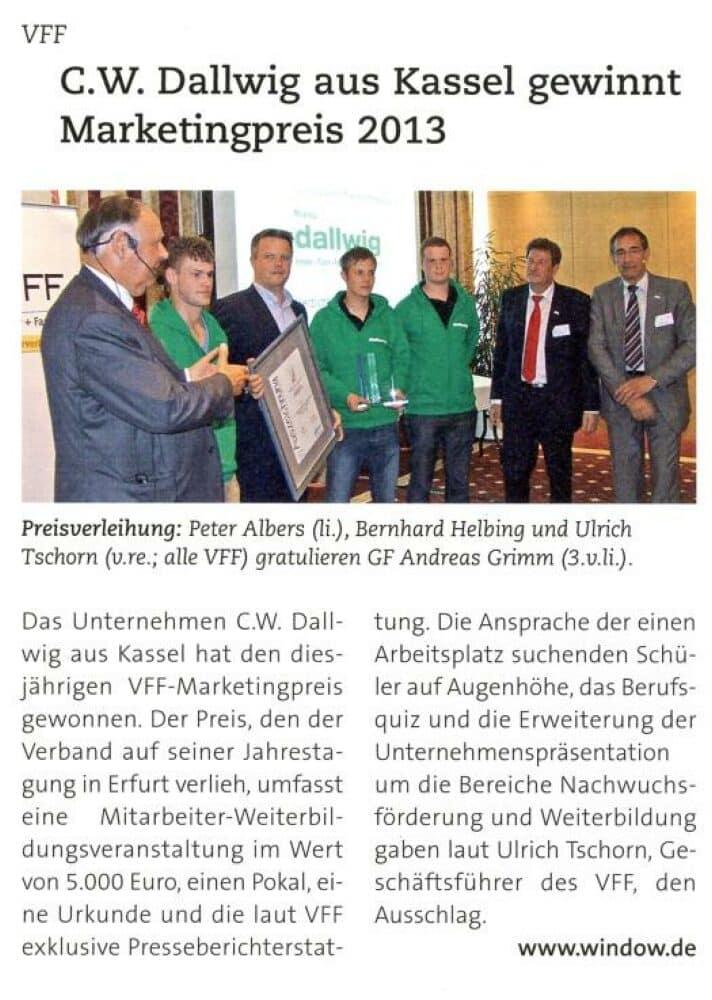 GFF_Praxismagazin_9 2013 1